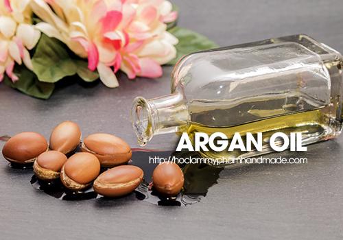 Dầu argan Marocco nguyên chất