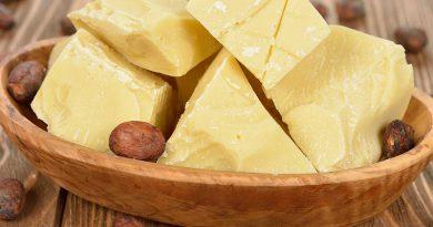 bơ ca cao nguyên chất