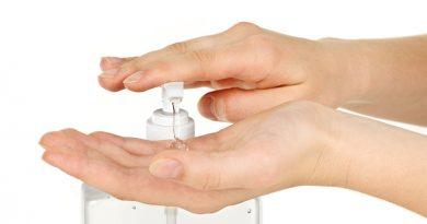 Khóa học làm gel nước rửa tay khô