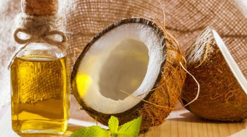 Dầu dừa vàng