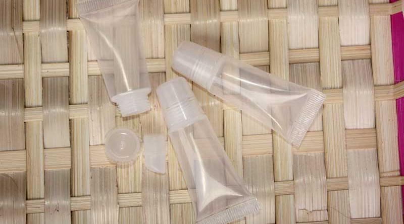 Tuýp nhựa đựng mỹ phẩm