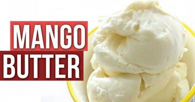Bơ xoài (mango butter)