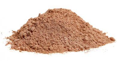 bột đất sét hồng