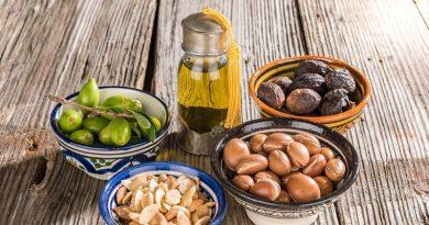 Dầu argan và công dụng của dầu argan