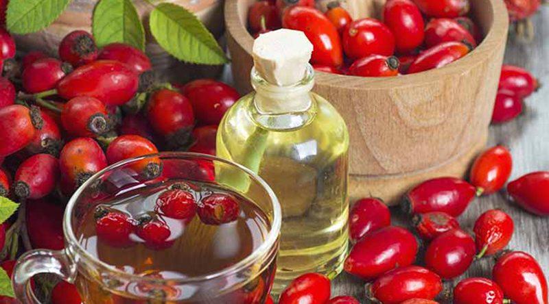 Dầu nụ tầm xuân (rosehips oil)