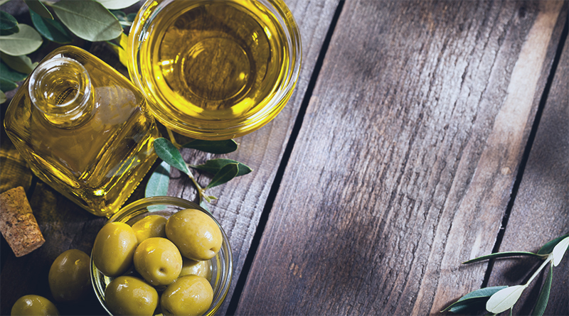 Dầu olive (olive oil)